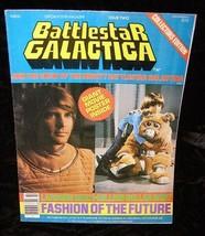 Battlestar Galactica Poster Magazine Issue 2 1978 - $16.99