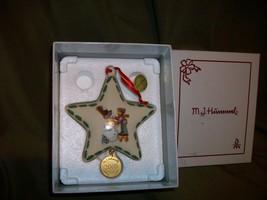 DANBURY MINT M.J. HUMMEL ANNUAL CHRISTMAS ORNAMENT 2005 - $19.79