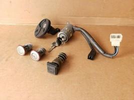 1991 Alfa Romeo 164 Ignition Switch Door Trunk Glove Box Lock & Key