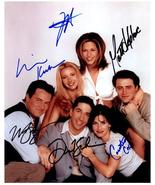 FRIENDS Cast Authentic Autographed Signed Photo w/COA -4539 - $195.00