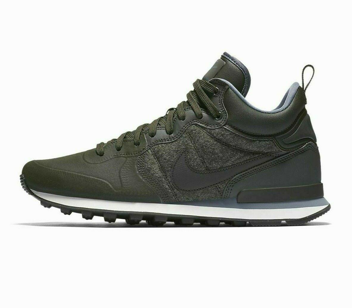 newest a863b 2055d Nike Internationalist Utility Sequoia Velvet Brown 857937 301 Mens Shoes