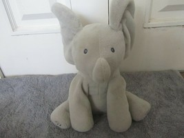 Gund Baby Animated FLAPPY THE ELEPHANT Plush Toy Peek-A-Boo Ears Singing... - $11.75