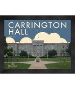 "Missouri State ""Carrington Hall"" 13 x 16 Art Deco Framed Print  - $39.95"