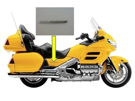 Emblem Side Cover Genuine Part Honda Goldwing 1800 Honda B1-6 - $34.16