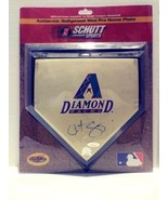 Curt Schilling Autographed Authentic Mini Pro Home Plate MLB & Tristar COA - $79.99