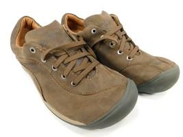 Keen Presidio II Size 8 M (B) EU 38.5 Women's Casual Oxford Shoes Brown ... - $64.30