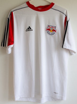 Authentic MLS New York Red Bull Soccer Training Jersey Large Men's - Shi... - $22.43