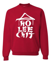 Ho Lee Chit Funny Sweatshirt Holy Sh*t Asian Chinese Character Parody Humor image 6