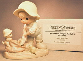 Precious Moments Nothing Can Dampen The Spirit Of Caring  603864 - $18.80