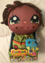 FlipKins Claire by Jay at Play – 2-in-1 Plush Doll with Pocket Cutie & A... - $9.49