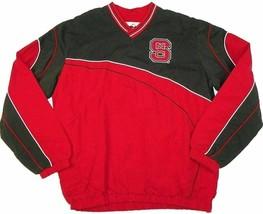 Medium Men's North Carolina State Wolfpack Jacket Lined-Pullover G-III Licensed