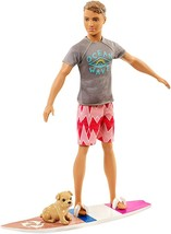 Barbie FBD71 Dolphin Magic Ken Doll, Brown BEST TOYS FOR KIDS  - $59.90