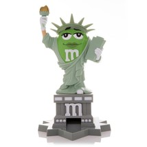 M&M's World Statue of Liberty Candy Dispenser New - $29.66