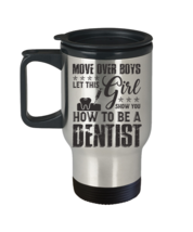Dental funny Travel Mugs Dentist gifts ideas - $21.99