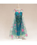 «´¨`• Princess Frozen Fever Elsa Costume - 6/6X..°•´¨`» FREE Shipping fr... - $14.95