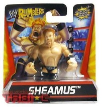 Sheamus WWE Wrestling Rumblers Mini Action Figure - $12.99