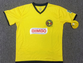 America Official Licensed Jersey Rhinox Yellow 100% Polyester - $24.99