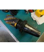 Sandvik Coromant Varilock 76mm Insert End Mill RA215.3-76 V80-88 CAT50 S... - $332.50