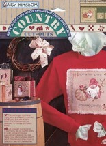 Daisy Kingdom Country Cutouts Papa Christmas No-Sew Applique #19125 - $8.99