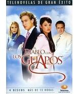Al Diablo Con Los Guapos Telenovela 4-Disc Edited Version New - $22.75