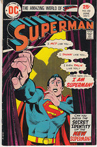 1975 DC Comics Superman #288 - $16.78