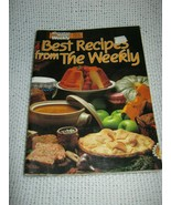 Australian Women's Weekly Best Recipes From The Weekly - $7.02