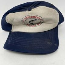 Vintage Alaska Fisherman's Union Snapback Hat - $1.97