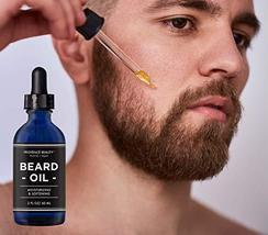 Provence Beauty Beard Oil - All Natural Fragrance Free Olive, Sunflower & Jojoba image 2