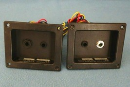 Yamaha S15e Crossover Speakers (Pair) - $51.43