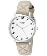 kate spade new york Women's 1YRU0784 Metro Stainless Steel Watch - £106.85 GBP