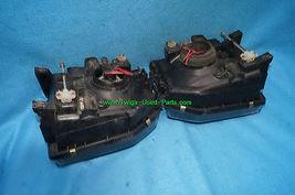 92-96 Mitsubishi Montero JDM Glass Headlights Head Light Lights Set 97 UPGRADE image 5