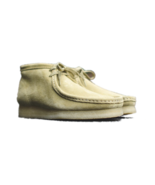Mens Clarks Wallabee Chukka Boot - Maple Suede, Size 8 [261 33283] - $149.99