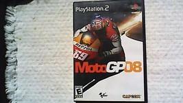 MotoGP 08 (Complete) (Sony PlayStation 2, 2008) - $7.75