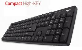 Cosy Highkey Korean English Keyboard USB Wired Membrane Cover Skin Protector image 7