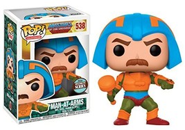 Masters of The Universe Man at Arms POP! Vinyl Figure Standard - $13.04