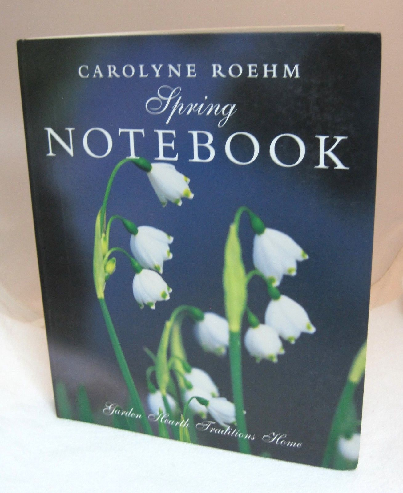 Primary image for Carolyne Roehm Spring NoteBook New Never Used IN Great Shape