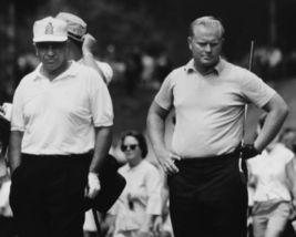 Jack Nicklaus Vince Lombardi SFOL Vintage 8X10 BW Golf Memorabilia Photo - $6.99