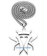 Kottonmouth New Pendant With 24 Inch Long Cuban Link Necklace Kings - $15.87+