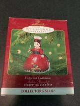 Hallmark Keepsake  Madame Alexander Victorian Christmas Ornament  2001 - $6.44