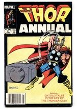 THOR ANNUAL #11-1st appearance of Eitri-1983-Marvel - $35.31