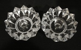 Mikasa Candle Holders Pair  Excelsior  Taper  image 6