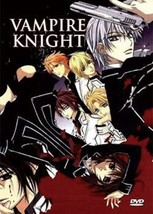 VAMPIRE KNIGHT SEASON 1 + VAMPIRE KNIGHT 2 GUILTY COMBO - Episodes 1-13 Discs 1