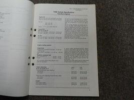 1980 Volvo Modelle Kraftstoff Motoren Wartung Service Shop Manuell Fabrik OEM image 5