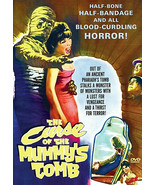 THE CURSE OF THE MUMMYS TOMB Terence Morgan, Ronald Howard Horror ALL RE... - $16.90