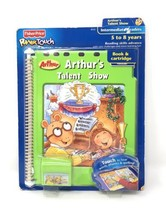 Fisher-Price PowerTouch Arthur's Talent Show, Interactive Book & Cartridge - $14.95