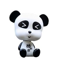 Creative Cute Cartoon Panda Car Ornaments