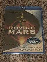 Roving Mars (Blu-ray, Disney Film) BRAND NEW / FACTORY SEALED - $5.99