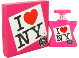 Bond No.9 I Love New York Perfume 3.3 Oz Eau De Parfum Spray image 1
