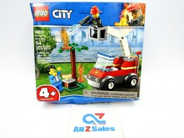 LEGO 60212 City Barbecue Burn Out (Brand New & Sealed. Box Light Damage) - $14.80