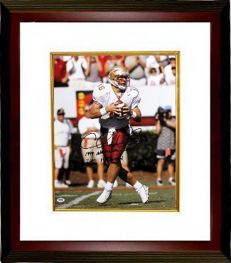 Primary image for Chris Weinke signed Florida State 16x20 Photo 1999 National Champs 2000 Heisman